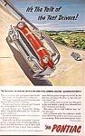 1956 PONTIAC Magazine Ad