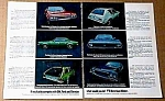 Click here to enlarge image and see more about item AU0708C9: 1971 AMC Models JAVELIN PLUS Magazine Ad