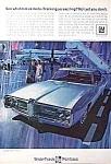 1968 PONTIAC LEMANS Magazine Ad