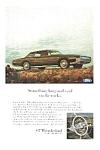 1967 FORD THUNDERBIRD Auto Ad