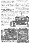 1918 NAVY AMBULANCE Mag. Article