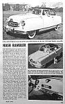 1950 NASH RAMBLER CONVERTIBLE Auto Ad