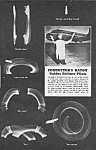 Click here to enlarge image and see more about item AV0614CC1: 1955 Baton Directs AIRLINER PILOT Mag Article