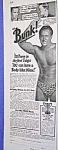 1938 CHARLES ATLAS� Muscle/Physique Ad