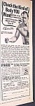 Click here to enlarge image and see more about item BODYB915A1: 1957 CHARLES ATLAS® Muscle/Physique Ad