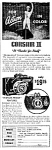 Click here to enlarge image and see more about item CAM0122A1: 1941 UNIVEX CORSAIR II CAMERA Ad