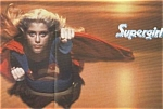 Click here to enlarge image and see more about item CH1231AA2: Way Cool 1984 SUPERGIRL Wall Poster