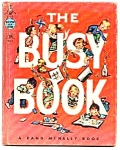 Click here to enlarge image and see more about item CHB0516AA4: BUSY BOOK Tip-Top Elf Book #8623