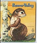 Click here to enlarge image and see more about item CHB0518BB2: Walt Disney's BEAVER VALLEY Tell-A-Tale Bk