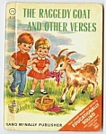 Click here to enlarge image and see more about item CHB0524KK5: RAGGEDY GOAT+ Start-Right  Elf Bk