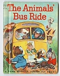 Click here to enlarge image and see more about item CHB0524MM3: ANIMALS BUS RIDE Jr. Elf Book