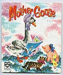 MOTHER GOOSE Top Top Tales BOOK - 1960