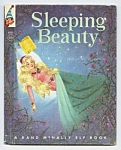 SLEEPING BEAUTY Elf Book - 1959