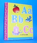 ABC Tiny Book - 1948