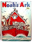 Click here to enlarge image and see more about item CHB830B2: Noah's Ark RAND MCNALLY GIANT BOOK 1961