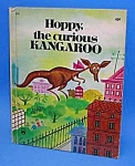 Click here to enlarge image and see more about item CHB925BB3: HOPPY THE CURIOUS KANGAROO - Wonder Book
