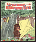 Click here to enlarge image and see more about item CHBK0824A5-2008: LITTLE BEAR AND THE BEAUTIFUL KITE Tell-A-Tale Book