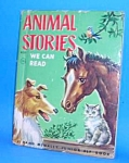 Click here to enlarge image and see more about item CHBK1204B5: ANIMAL STORIES WE CAN READ Jr. ELF BOOK