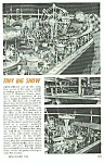 Click here to enlarge image and see more about item CI0614CC1: 1955 TINY CARNIVAL Sherman, TX Mag. Article
