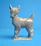 Click here to enlarge image and see more about item CJ0628B1-2006: Cracker Jack Prize: 1950s LAMB STANDUP