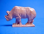 Click here to enlarge image and see more about item CJ1111A5-2006: Cracker Jack Prize: 1950s RHINOCEROS Standup