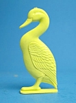 Click here to enlarge image and see more about item CJ1112A5-2006: Cracker Jack Prize: 1950s DUCK STANDUP