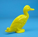 Click here to enlarge image and see more about item CJ1203B1-2006: Cracker Jack Prize: 1950s WALKING DUCK STANDUP