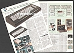 COMMODORE COMPUTER PAGES - 1984 Sears Wish Book