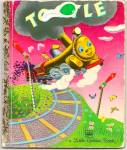 TOOTLE - Little Golden Book