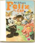 FELIX THE CAT- Treasure Book - 1953