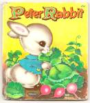 Click here to enlarge image and see more about item DCHBK052509a015: PETER RABBIT Tell A Tale Book