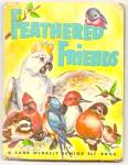 FEATHERED FRIENDS Jr. Elf Book