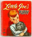 LITTLE JOE'S PUPPY Tell-A-Tale Book