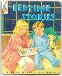 Click here to enlarge image and see more about item DCHBK052509A065: BEDTIME STORIES Elf Book 1955