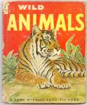 WILD ANIMALS Elf Book
