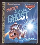 Click here to enlarge image and see more about item DCHBK092208A147: MATER AND THE GHOST LIGHT -  Little Golden Book