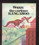 Click here to enlarge image and see more about item DCHBK111008A010: HOPPY THE CURIOUS KANGAROO - Wonder Book