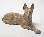 Nice GERMAN SHEPHERD Figurine