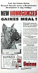 Click here to enlarge image and see more about item DG0605E: 1952 BOXER Dog Image Magazine Ad