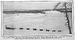 1928 SLED DOGS/Alaska GAME WARDEN Mag Article