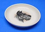 Nice Vintage SCHNAUZER DOG Pin Tray