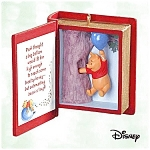 Click here to enlarge image and see more about item DI0106AA1: LITTLE RAIN CLOUD - Winnie the Pooh - Hallmark Ornament