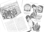 1926 HUNTING HIDDEN TREASURES Mag. Article