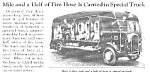 1937 FIRE APPARATUS/Special Truck Mag Article