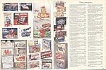 Click to view larger image of BOARDGAMES: A-Team, Ewok+  PAGES - 1984 Sears Wish Book (Image1)