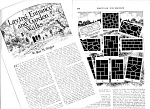 Click here to enlarge image and see more about item GARD0218A1-2006: 1926 LAYING ENTRANCE AND GARDEN WALKS Magazine Article