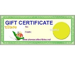 $50 GIFT CERTIFICATE to Steve's Collectibles