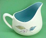 Click here to enlarge image and see more about item GL0104AA3: Modern 1962 SALEM BISCAYNE Gravy Boat