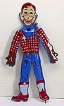 Click here to enlarge image and see more about item HD823A1: HOWDY DOODY Figural Pen COOL!