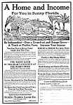 1920 Buy from TAMPA, FLORIDA LAND Co. Mag. Ad